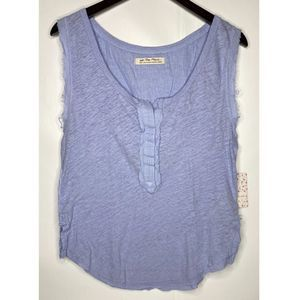 Free People NWT We The Free Vacay Tank Top Small
